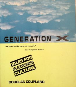 Generation X by Douglas Coupland