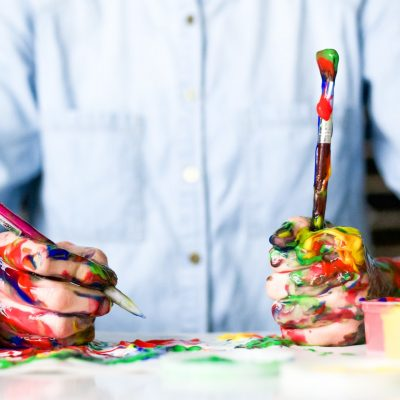 Being Creative and Social Distancing